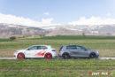 Duel – Renault Megane RS Trophy-R vs VW Golf 7 GTI TCR