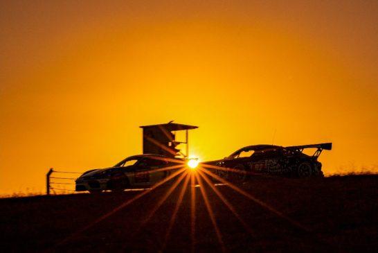 Sieg und Platz zwei für Herberth Motorsport bei 24H Portimao