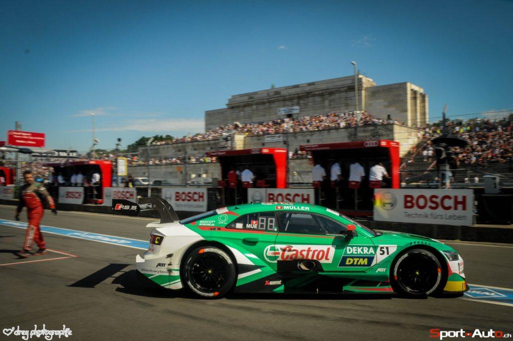 DTM – Le début de saison reporté à Spa-Francorchamps