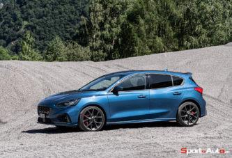 Essai – Ford Focus ST