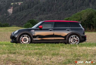 Essai – Mini John Cooper Works ALL4 Clubman