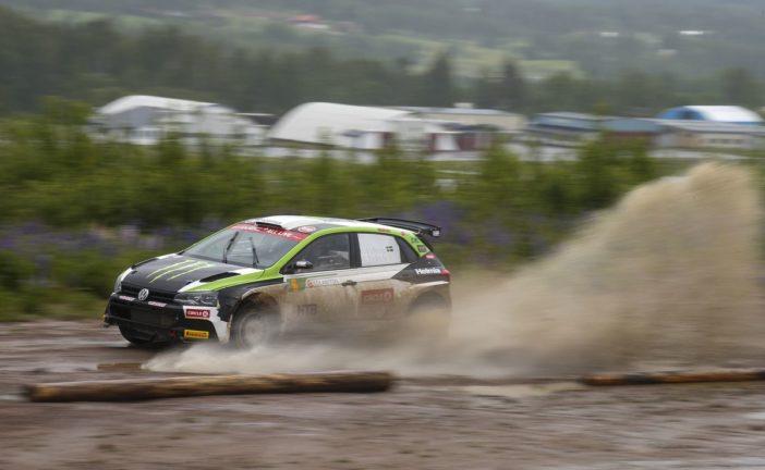 Oliver Solberg vainqueur du Rally Sweden Lockdown