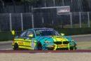 GT4 European Series – Ivan Jacoma et Joël Camathias au pied du podium à Imola et deuxième en Pro-Am