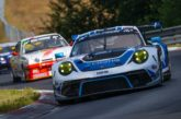 NLS – KCMG finish as highest-placed Porsche on maiden weekend together