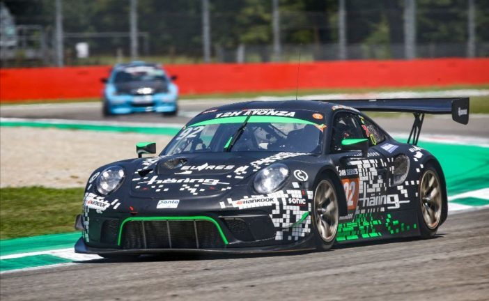 Herberth Motorsport wins crazy 12H Monza