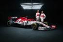 Dans les coulisses de la F1 avec Alfa Romeo