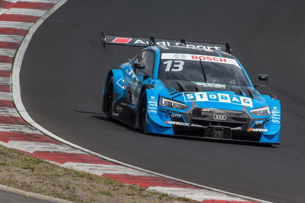 Fabio Scherer vise les points pour ses débuts en DTM