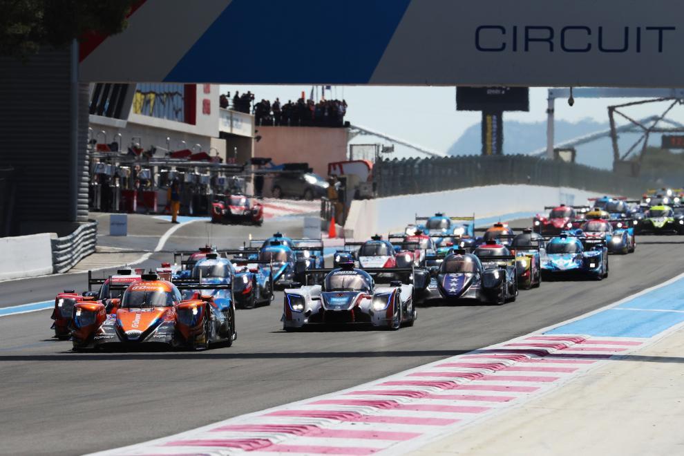 ELMS - Le Castellet : 37 voitures pour une ouverture de saison 2020 différée