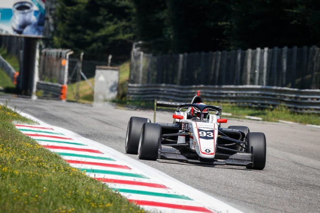 Formule Renault Eurocup - Victor Martins hausse le ton à Monza, Grégoire Saucy cinquième chrono