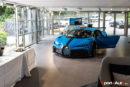 Rencontre avec la Bugatti Chiron Pur Sport
