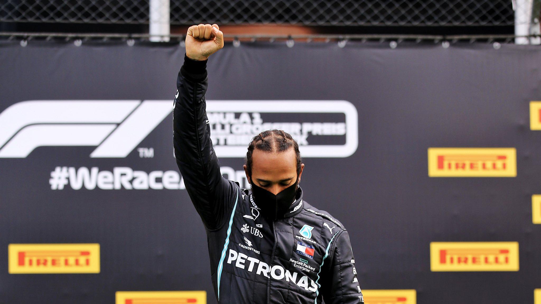 F1 – GP de Styrie, l'après-course: Hamilton de retour au sommet. Alfa à la porte des points