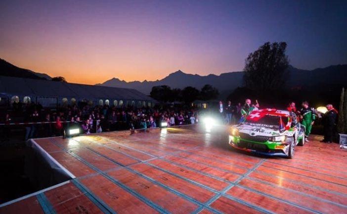 L'avenir de la saison 2020 du Championnat Suisse des rallyes