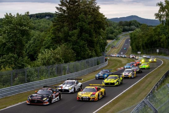 Premiere: Erste Doppelveranstaltung in der Nürburgring Langstrecken-Serie
