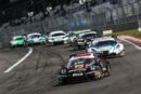 ADAC GT Masters – Victore Porsche, Rolf Ineichen au pied du podium