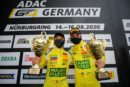 ADAC GT4 Germany – Julien Apothéloz remporte sa première victoire