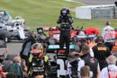F1 – GP de Silverstone, le débat d'après-course: Hamilton gagne aussi sur 3 roues. Alfa Romeo Sauber n'y arrive pas
