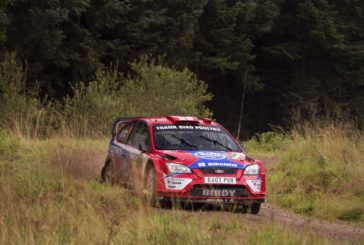 A Successful return to rally stage