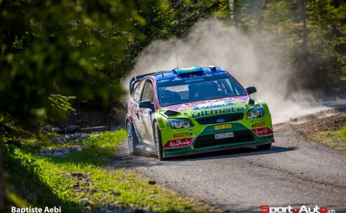 """Entretien avec Gérard Nicolas – """"Je veux boucler ma carrière au Rallye du Valais"""""""