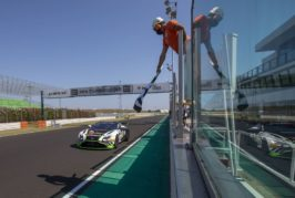 AGS Events crew bounce back to take maiden GT4 European Series victory