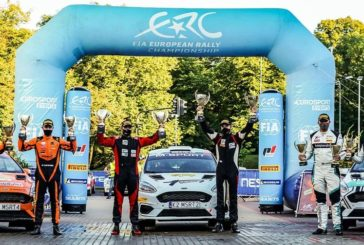 Fiesta Rally4s Celebrate Latvian Lockout