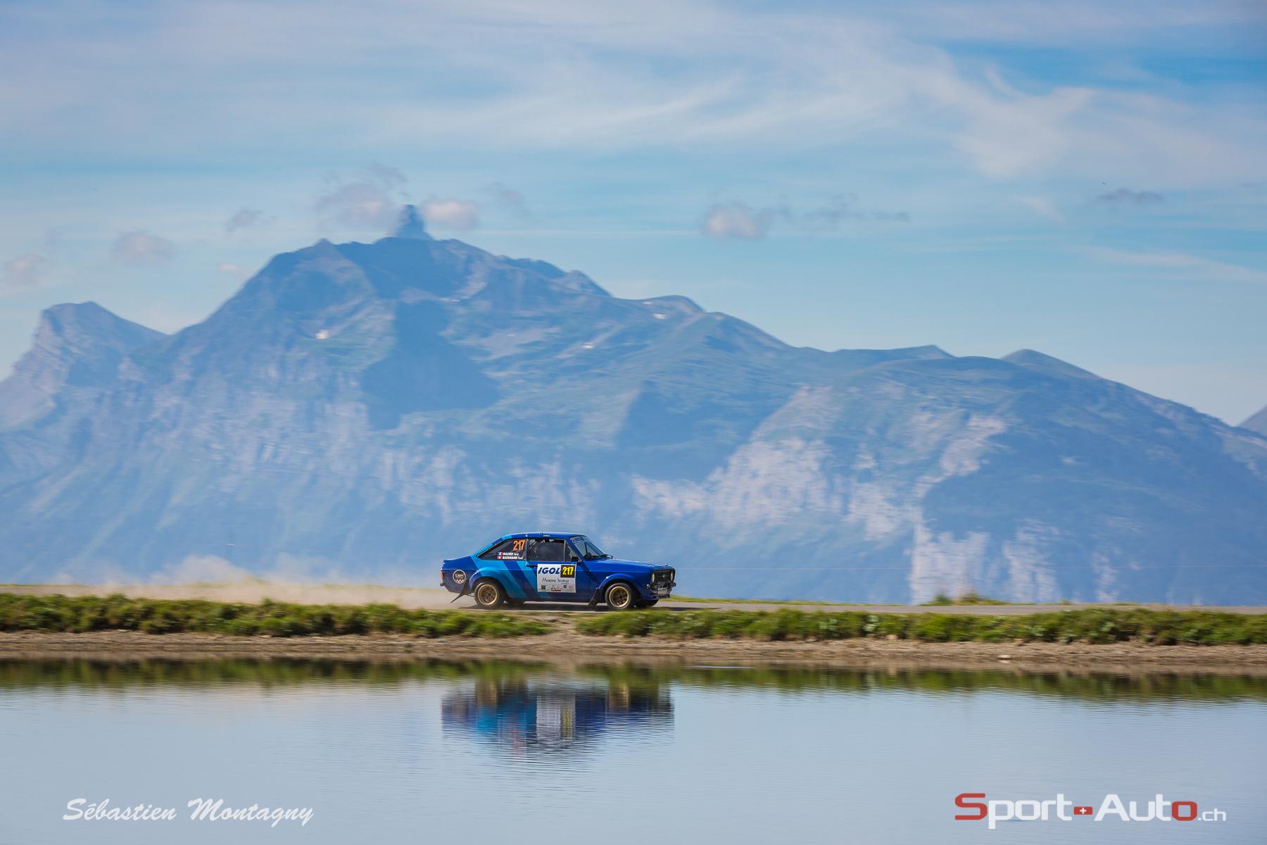 Rallye du Mont-Blanc Historique – Les Suisses pourront jouer placé