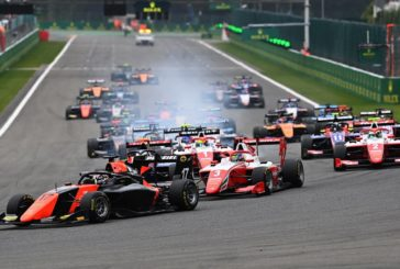 F3 – Sargeant returns to the top of the Championship with dominant Spa Race 2 win, ahead of teammate Vesti