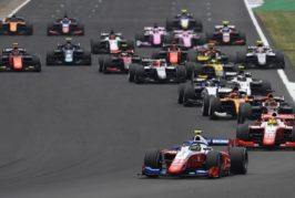 Tsunoda gifted first F2 win, as Shwarztman and Schumacher collide from first and second
