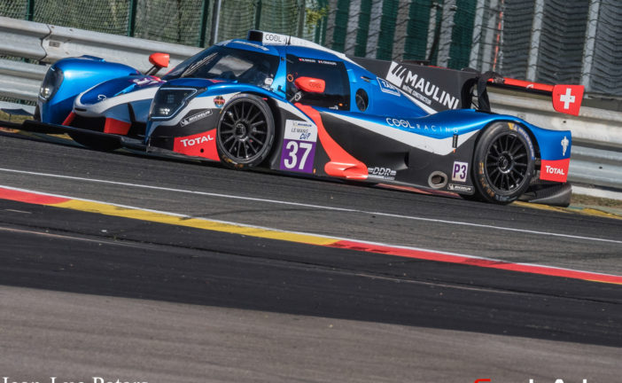 COOL Racing claims maiden Michelin Le Mans Cup win at Spa-Francorchamps
