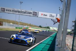 Marciello and Boguslavskiy combine to give AKKA ASP Mercedes-AMG victory in second Misano contest