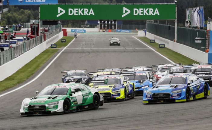 DTM – Nico Müller promoted to Sunday Spa race winner