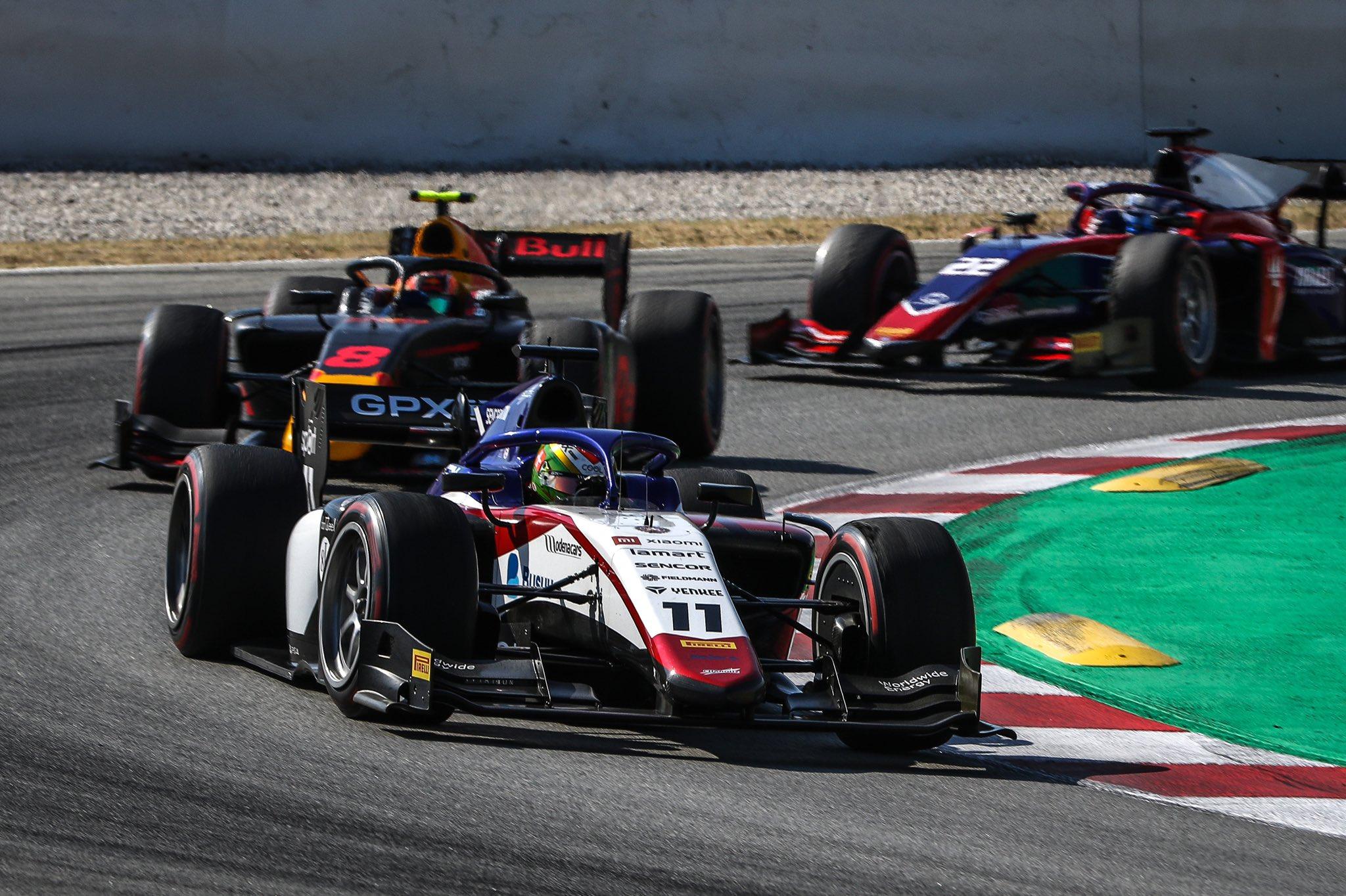 FIA F2 – GP d'Espagne: Un point pour Louis Delétraz et c'est tout