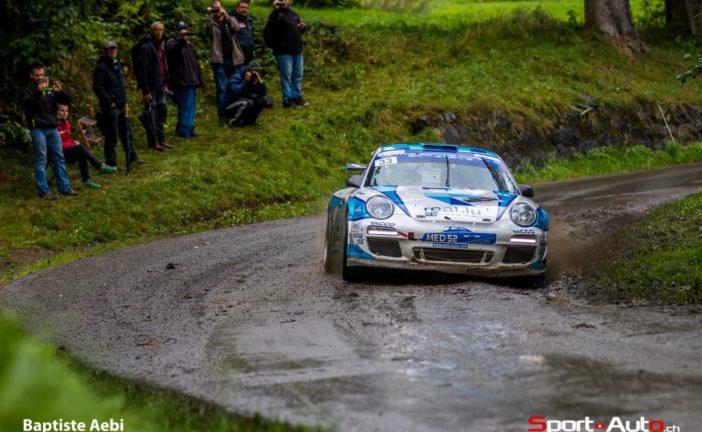 Liste des engagés du Rallye du Mont-Blanc