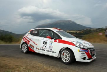 Rallye du Gap Racing – Sacha Althaus et Lisiane Zbinden remportent une victoire à l'arraché