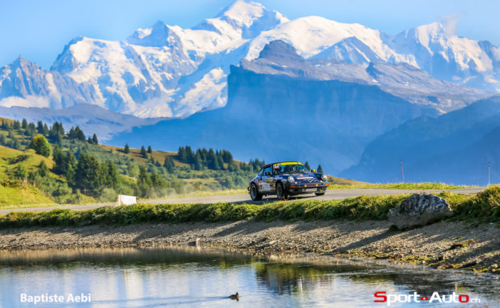 Les premières infos sur le Rallye du Mont-Blanc