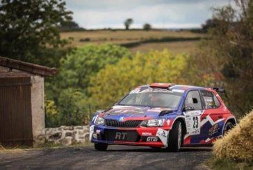 Rallye d'Autun Sud Morvan 2020 – Les Suisses n'auront pas été épargné !
