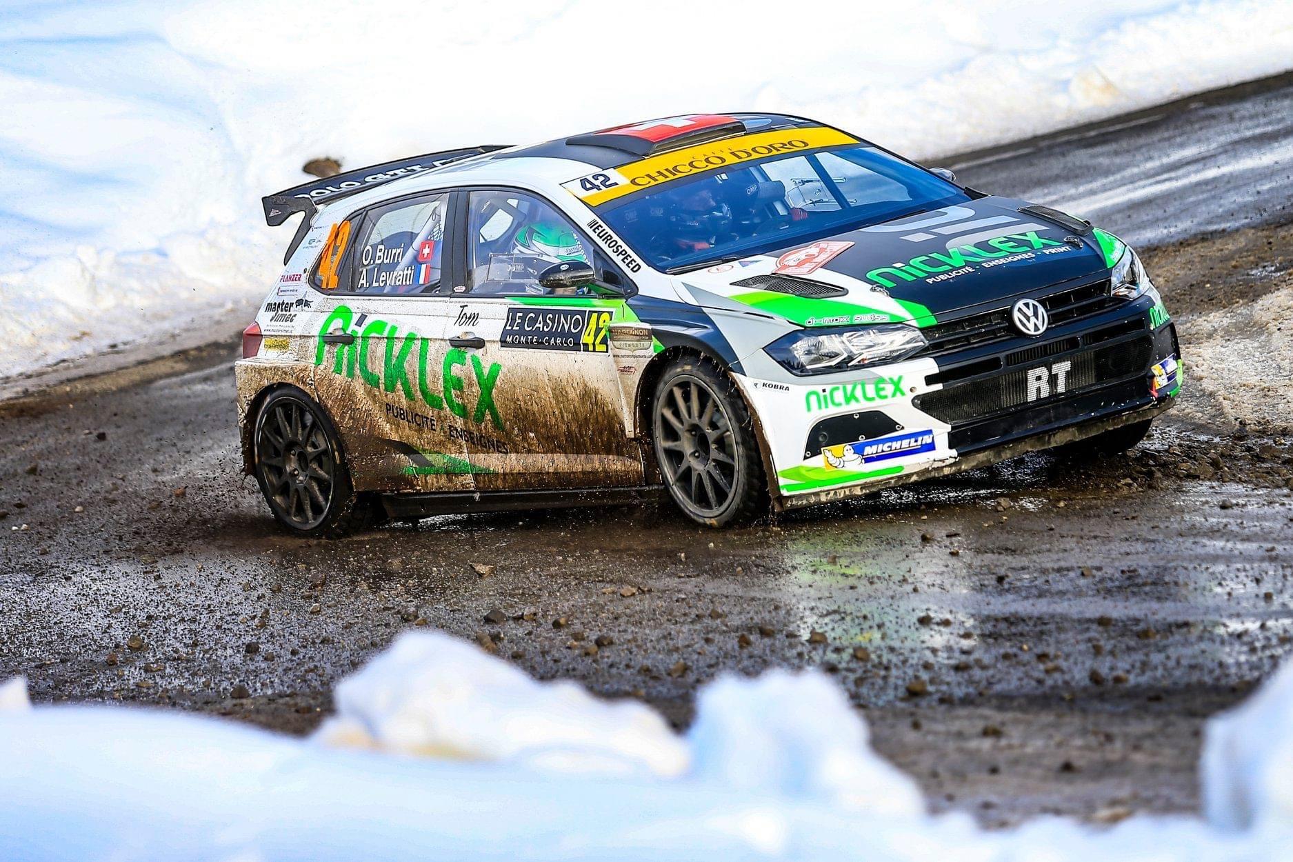 Rallye d'Autun Sud Morvan 2020 - Les équipages suisses reprennent