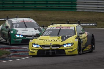 DTM – Strong recovery performance in Saturday's race at the Lausitzring: Timo Glock best-placed BMW driver in fourth