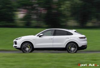 Essai – Porsche Cayenne E-Hybrid Coupé