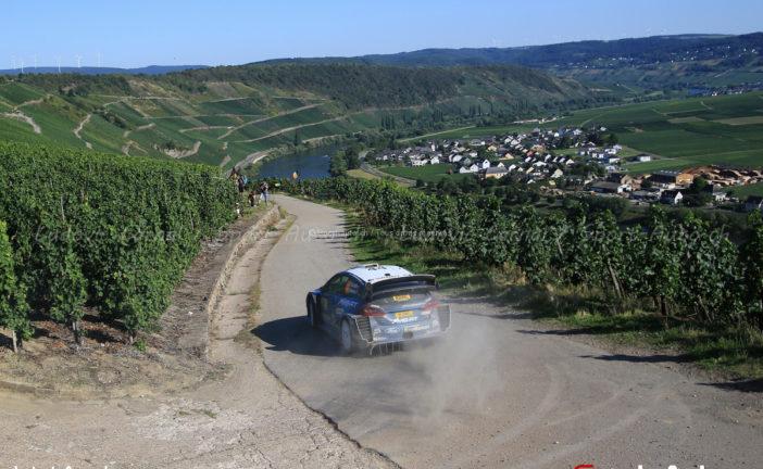 WRC – ADAC Rallye Deutschland 2020 abgesagt
