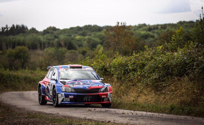 Débriefing avec Jonathan Michellod sur son premier rallye en R5 !