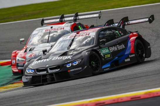 A novelty in the DTM: double action at Lausitzring
