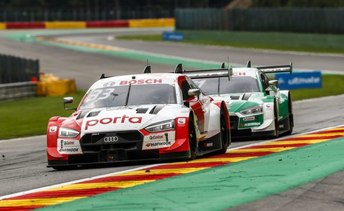 DTM – Rast won the second race in Spa