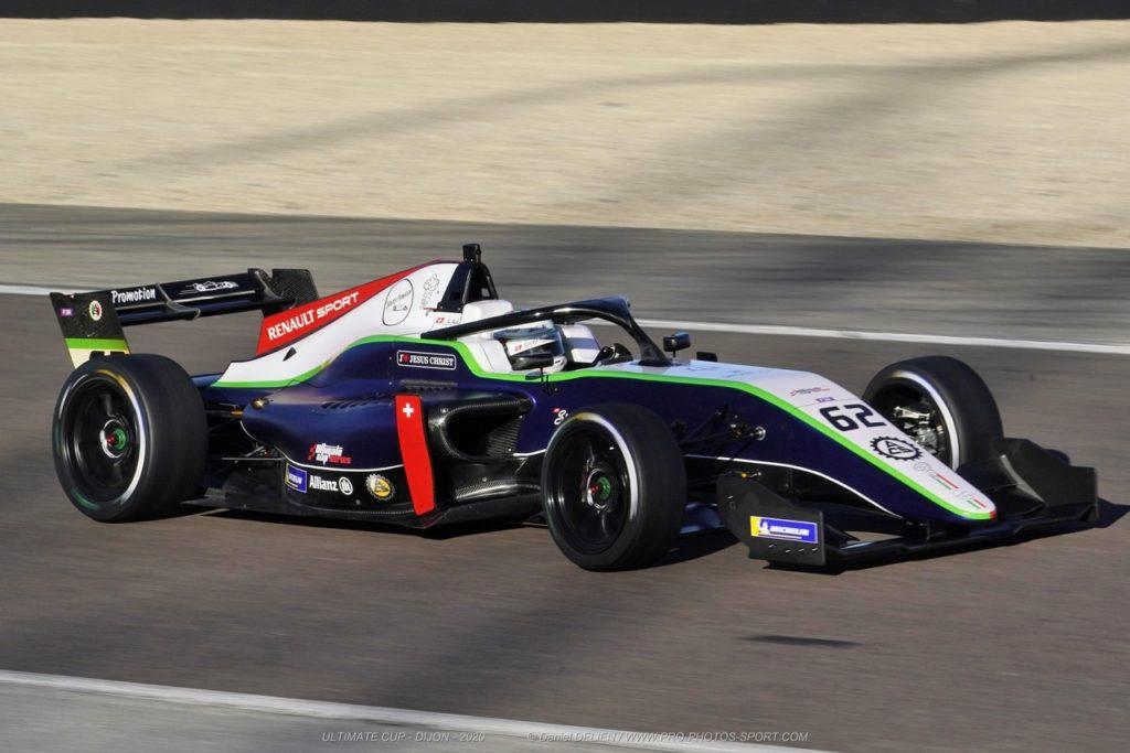 Un début de saison très réussi pour les pilotes du Team Neuchâtelois Sports-Promotion en Ultimate Cup Séries monoplace