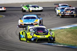ADA1C GT Masters – Victory number two for Porsche duo Engelhart and Ammermüller