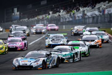 ADAC GT Masters at Hockenheim: Plenty of excitement with 33 GT3 racing cars