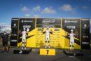 Formule Renault – Grégoire Saucy monte sur le podium au Nürburgring