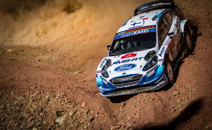 WRC – Fiesta in the Hunt