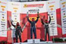 Ferrari Challenge Europe – Double podium pour Fabienne Wohlwend