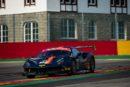 Ferrari Challenge – Moteur cassé pour Fabienne Wohlwend