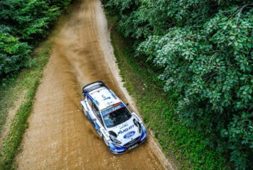 WRC – Sixth for Suninen, second for Fourmaux